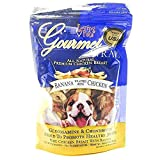 Loving Pets Dog Supplies Gourmet Wraps Banana and Chicken
