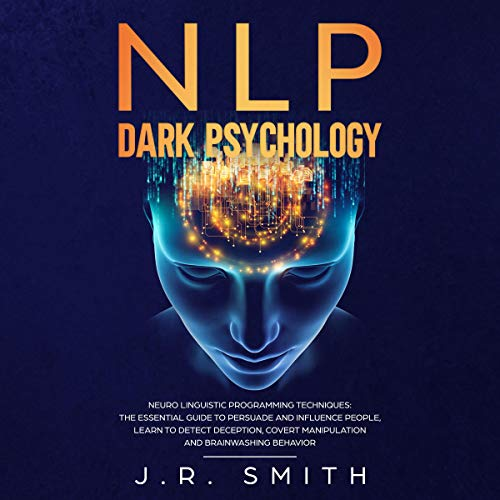 NLP Dark Psychology cover art