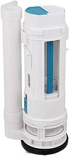 Toilet Push Button Valve Replacment Dual Flush 9.84inch Height Fit for Drain Diameter 2.56-3.07