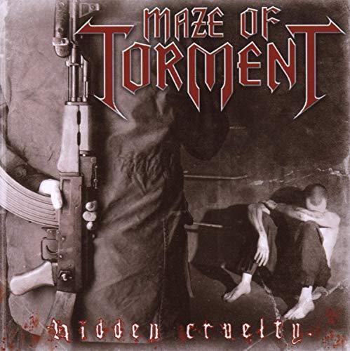 Maze of Torment: Hidden Cruelty (Audio CD)