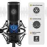 Zoom IMG-2 tonor usb microfono di registrazione