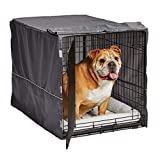 Midwest Dog Crate Cover, Privacy Dog Crate Cover Fits...