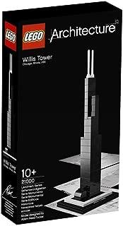 Sears Tower Chicago Illinois USA LEGO 21000 ORIGINAL