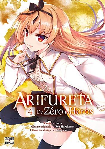 Arifureta - De zéro à héros Edition simple Tome 4