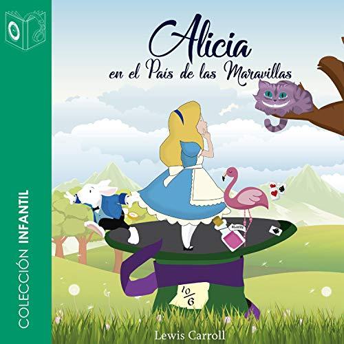 Alicia en el País de las Maravillas Titelbild