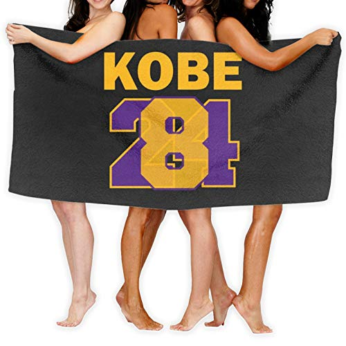 8-24 Forever One Of The Greatest Basketball Player Toalla de baño de secado rápido