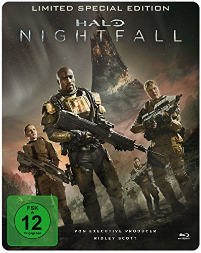 Halo - Nightfall [Blu-ray] (Limitiertes Steelbook)