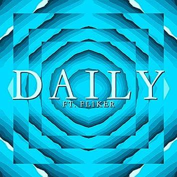 Daily (feat. Fl1ker)