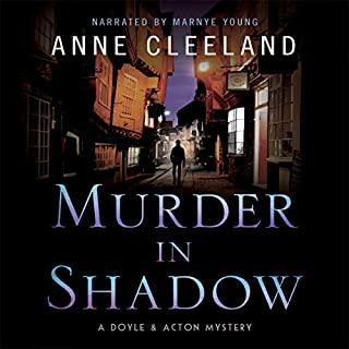 Murder in Shadow cover art