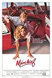 MISCHIEF (1985) Original Authentic Movie Poster - 27x41 One Sheet - Single-Sided - FOLDED - Catherine Mary Stewart - Kelly Preston