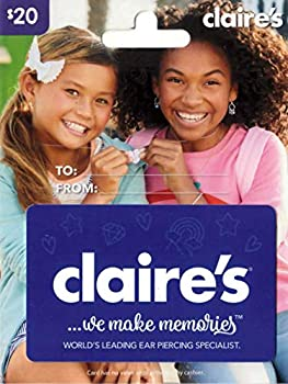 Claire s Gift Card $20
