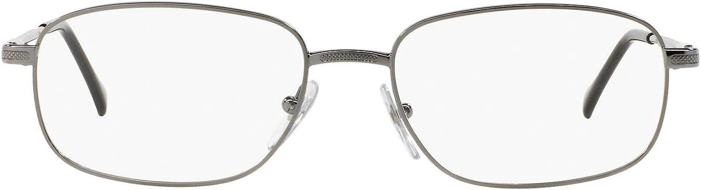 Sferoflex Men's Sf2086 Square Prescription Eyewear Frames