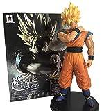 Figura de acción de Dragon Ball Z, Goku, Super Saiyan Awakening, Gohan Padre, bañadores, Vegeta,...