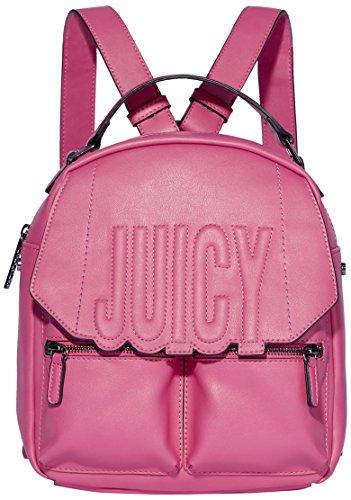 Juicy by Juicy Couture Women's Bella Backpack Handbag Pink (Palladium)