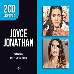 2 CD Originaux : Caractère/Une Place pour Moi