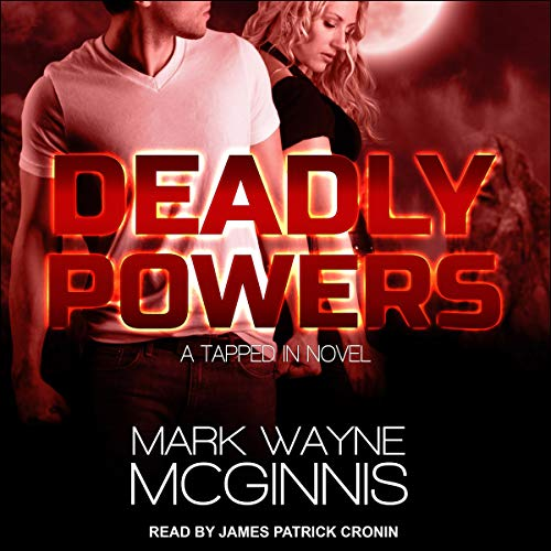 Deadly Powers audiobook cover art