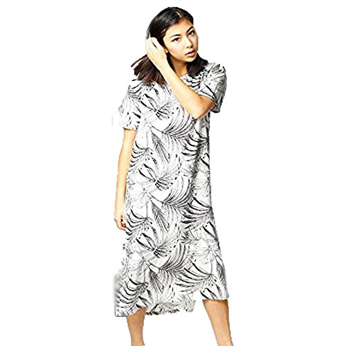 SWEET SKTBS Abito Donna Dress Cast Tropical (L)