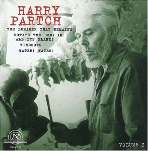 The Harry Partch Collection Volume 3