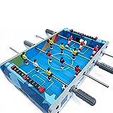 Adesign Futbolín Máquina de los niños de Seis Polos domésticas de Interiores for Adultos Futbolín Futbolín Juguetes for Niños Padres e Hijos