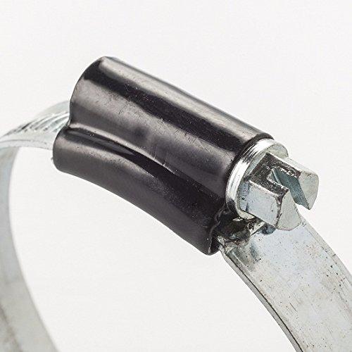Collier de serrage à vis 15–24 mm noir (Ultra stable HD w1norma/Collier)