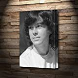 Seasons Chandler Riggs - Canvas Print (A4 - Signed by The Artist) #js002