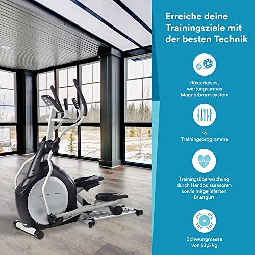 Skandika CardioCross Carbon ProCrosstrainer - 2