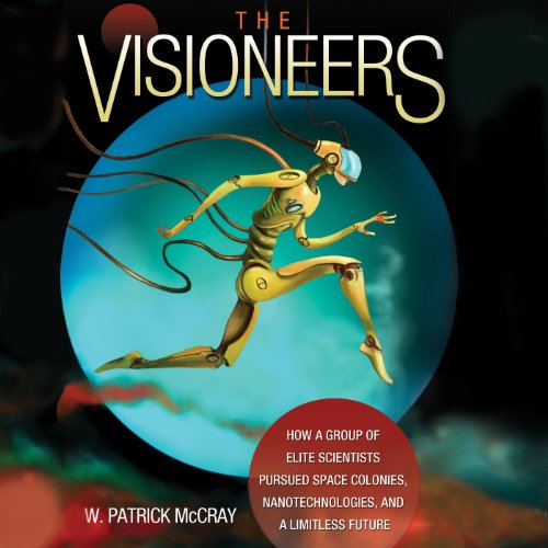 The Visioneers audiobook cover art