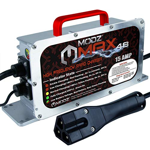 Best 48 Volt Golf Cart Battery Charger
