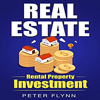 Real Estate: Rental Property Investment audiobook cover art