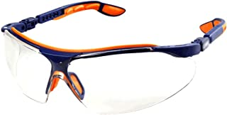 UV Protection and Windproof Goggles Riding Windproof and sandproof Goggles, Eyeglasses (Color : Transparent)