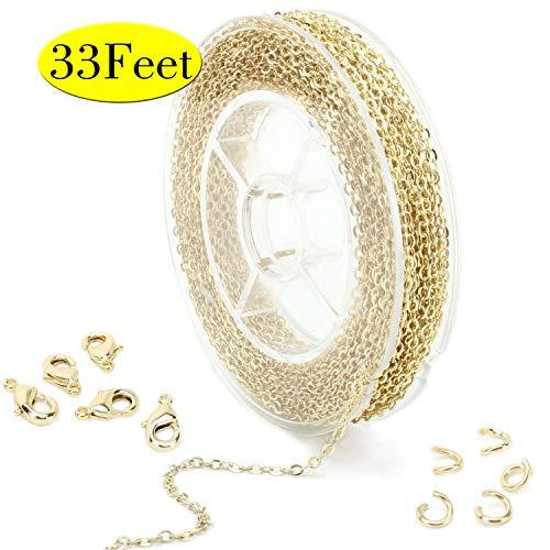 Brass Plate Chain - 3