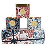 Scented Aromatherapy Candles Gift Set - 3 Natural Soy Candles Essential Oils Tin Candles Gift, Small Stress Relief Relaxing Candle Set, 11.64 Oz (3.88oz x 3) Birthday Candle Gifts for Women