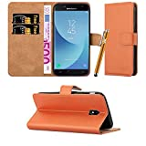 For Galaxy J5 2017 Case - Wallet Book [Stand View] Card