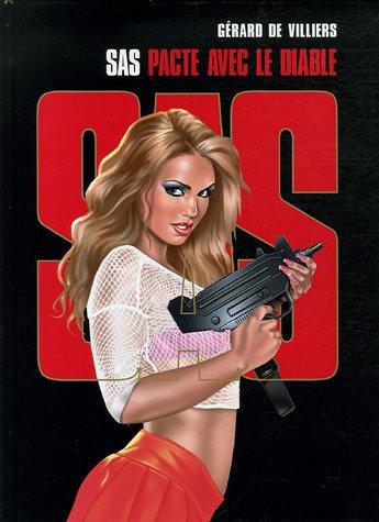 SAS - Tome 01: Pacte avec le Diable