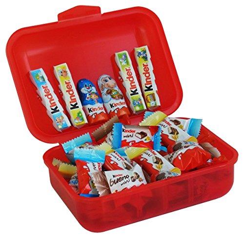 Regalo di Pasqua Lunch Box con Kinder specialit 267g