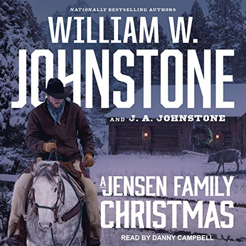 A Jensen Family Christmas cover art