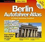 Berlin Autofahrer- Atlas 2002/2003 1 : 14 000. Sonderausgabe -