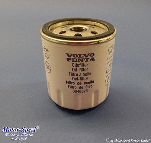 Motor-Spezi Volvo Penta Ölfilter für D1-30 und D2-40, original 3840525