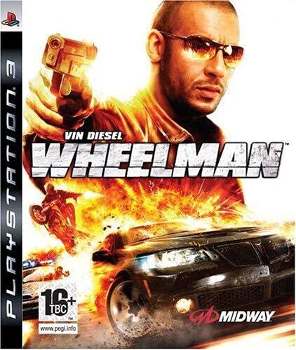Wheelman [Importación francesa]
