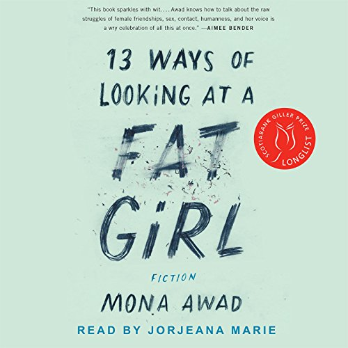 13 Ways of Looking at a Fat Girl audiobook cover art