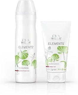 Wella Elements Shampoo 250ml & Conditioner 200ml set WELLA ELEMENTS