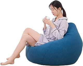 ビーズクッション 人をダメにするソファ 座布団 どんな座り方でもくつろぐ 着替え袋付き 洗える
