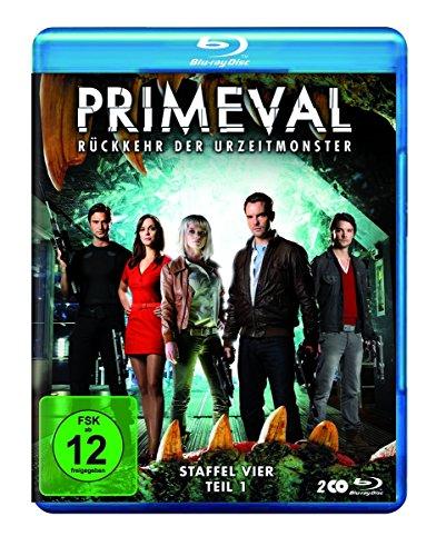 Primeval: Rückkehr der Urzeitmonster - Staffel 4.1 [Blu-ray]
