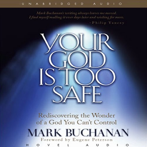 Your God Is Too Safe cover art
