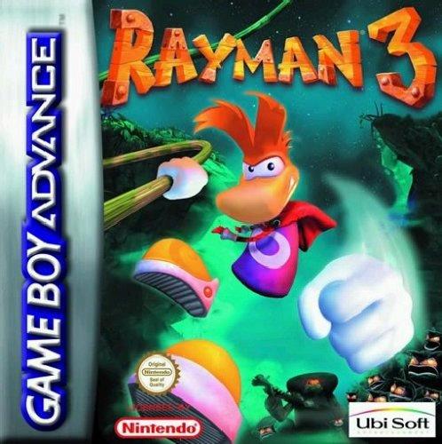 Rayman 3 - [Game Boy Advance]