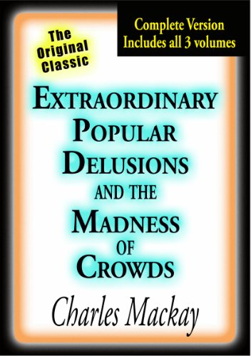 13 best extraordinary popular delusions and the madness of crowds kindle for 2021