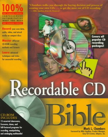 Recordable CD Bible, w. CD-ROM
