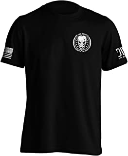 We The People Liberty Or Death Military T-Shirt