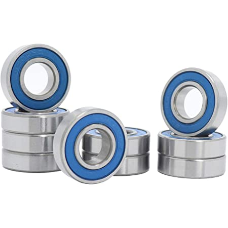 6900DDU 10x22x6 Sealed Ball Bearing