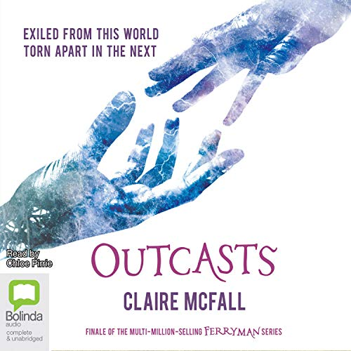Outcasts  By  cover art